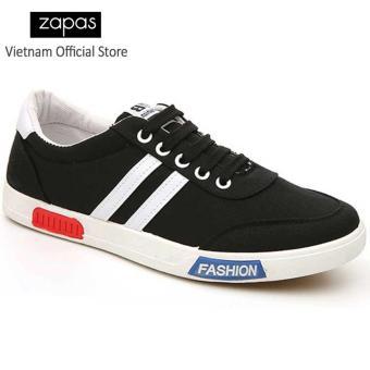Giày Sneaker Thời Trang Nam Zapas – GS017 (Đen)