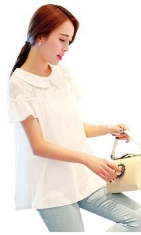 Áo Kiểu Nữ Keva Bui Nguyen L356 (Hồng)