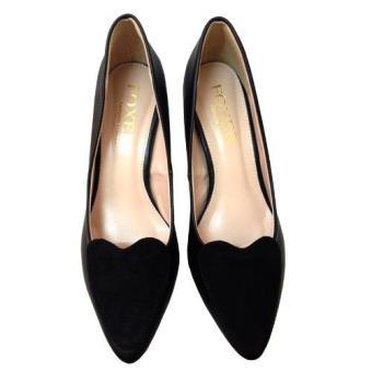 Giày cao gót nữ cung cấp bởi Foxer GD2511200D (đen)