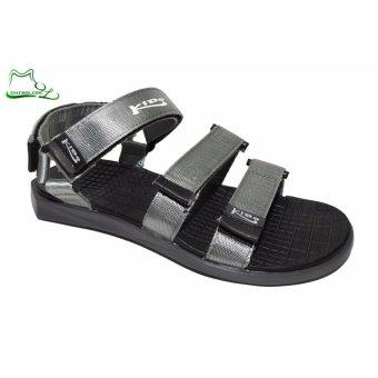 Giày xăng đan KIDO KID5706G (Xám)