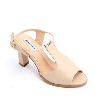 Giày nữ Sata&Jor SJ0020 - Đen