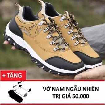 Giày thể thao nam Sportmax SMG68866ZVOTTY +Tặng 1 đôi tất,vớ