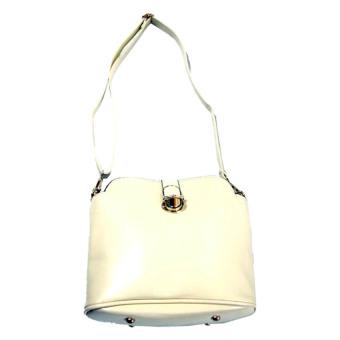 Túi xách tay nữ nữ ALAMODE PARIS ALM 002W (Trắng)