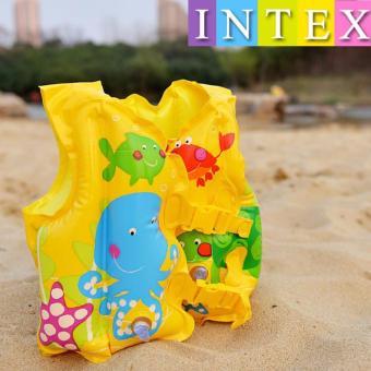 Áo Phao Đi Bơi Intex Cho Bé