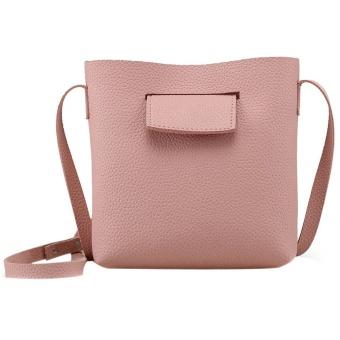 Women Fashion Handbag Shoulder Bag Small Tote Ladies Purse - intl