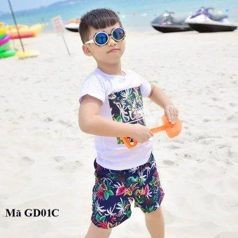 Bộ đồ đi biển trẻ em GD01C