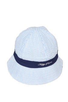 Cotton Sun Visor Caps (Blue)