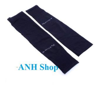 Găng tay chống nắng và tia UV_Aqua X ( Xám đậm )