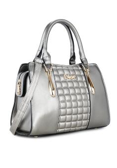 Túi xách thời trang A19 (Bạc)