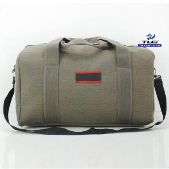 Túi du lich cỡ đại phối da Đồ Da Thành Long TLG 208140