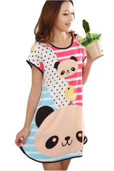 Đầm ngủ Huy Kiệt HK26 (Họa tiết)