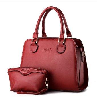 Bộ Túi ví thời trang cao cấp DT0106 (Đỏ)