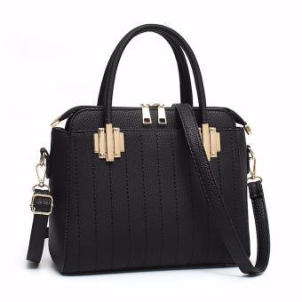 Túi xách tay nữ cao cấp thời trang HMT30 (Đen)