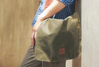 Túi đeo Rock da Mood - Green Garden AV003