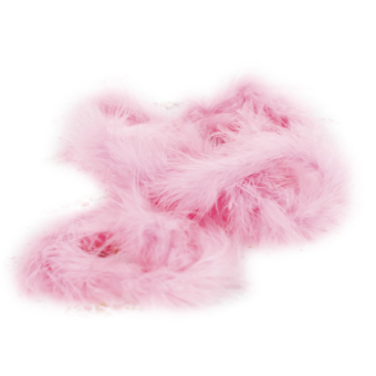 Six ft Marabou Feather Boa for Diva Night Tea Party Wedding - Pink - Intl