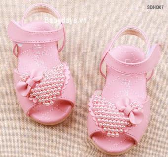 Sandal tập đi cho bé SDHQ07A