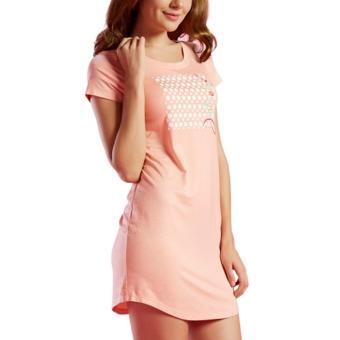 Đầm ngủ VERA 6117 (Hồng Cam)