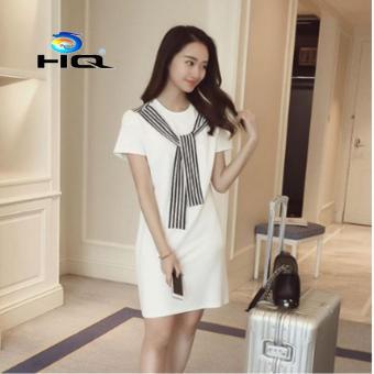 Đầm Suông Nữ Thời Trang Cực Xinh Cho Cô Nàng HQ 3TI41