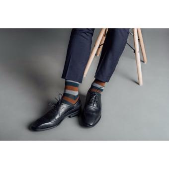 Giày nam Laforce công sở buộc dây kiểu dáng Oxford GNLA486-3M-D