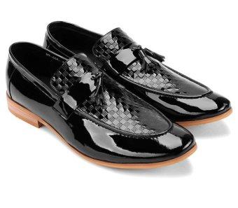 Giày tây công sở nam da bò thật GT604