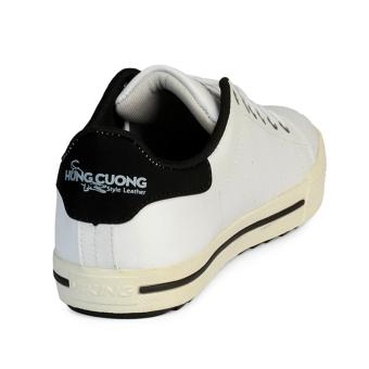 Giày thể thao nam thời trang Hùng Cường HC1403 (trắng)