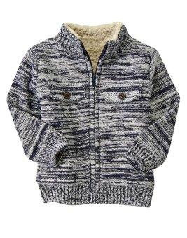 Áo khoác len lót lông Crazy8 Sherpa Lined 34689