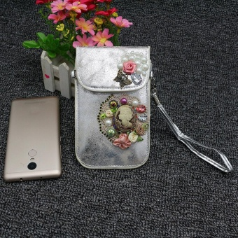 Women Mobile Phone Bag Clutch Purse Fashion Handbag Wallet SL - intl