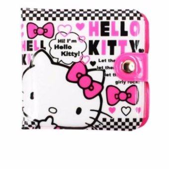 Ví đựng card Hello Kitty (Bản quyền Sanrio, nhập khẩu Nhật Bản)