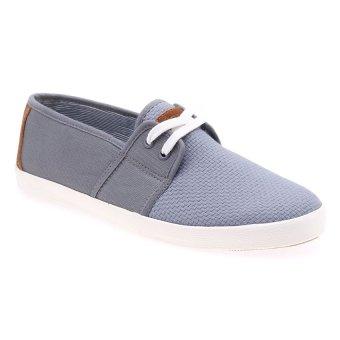 Giày vải nam Aqua Sportswear M126 (Xám)