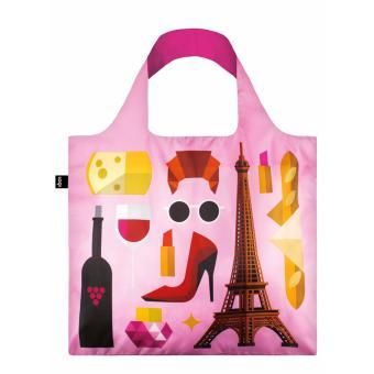Túi đa năng LOQI (hình Paris)