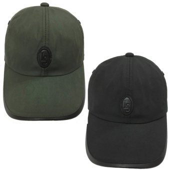 Bộ 2 nón lưỡi trai nam thời trang MOTALO M254
