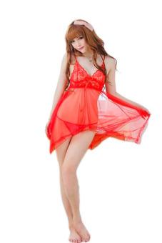 Váy ngủ tiên cá Huy Kiệt V068 ( Đỏ)