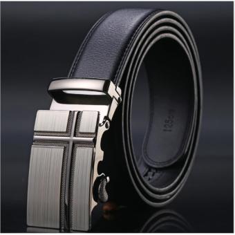 Thắt lưng da nam thời trang TLPLUS 01
