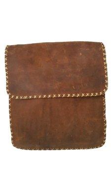 Túi xách da nữ Vkevin HTT8 (Nâu)
