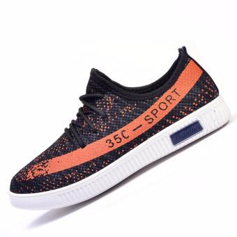 Giày sneaker thời trang nam DT1003 ( Đen )