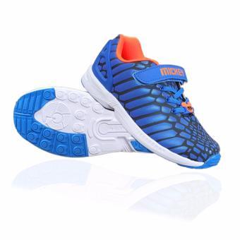 Giày thể thao bé trai Mickey S71176 từ 6-10 tuổi (xanh dương)