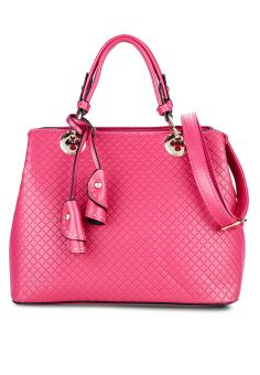 Túi xách thời trang A16 (Hồng)