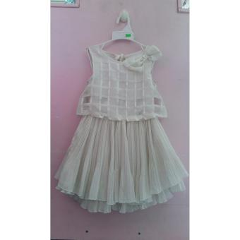 Đầm voan xinh cho bé