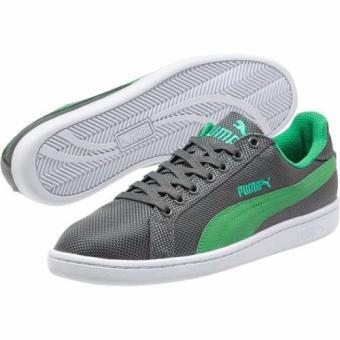Giày thể thao Puma Smash Ripstop (Xanh/Xám)