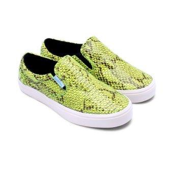 Giày lười Slipon nữ QuickFree Lightly Synthetic - W130210-014