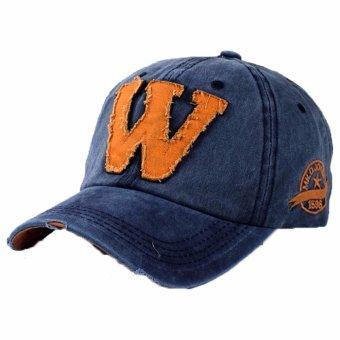 Women Men Unisex Baseball Cap Visor Cap Sport Snapback Hip-hop Adjustable Hat - intl