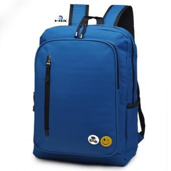 Ba lô laptop sinh viên phong cách HQ 9TU25 1 (Xanh lam)