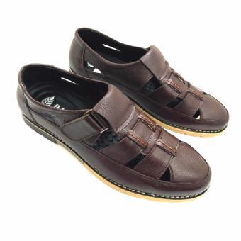 Giày rọ da thật kiểu dáng trẻ trung AD3111D