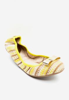 Giày búp bê Butterfly Chloe