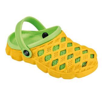 Giày Đi Mưa Trẻ Em Sephia (Vàng Xanh Lá)