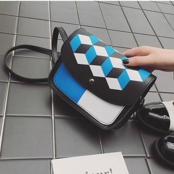 Women Messenger Bags Slim Crossbody Shoulder Bags Handbag Small Body Bags BU - intl