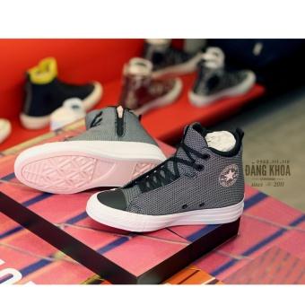 Giày Converse nữ Chuck Taylor Basket Woven 555858 (Cao Cổ)