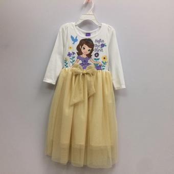 Đầm Bé Gái Disney Sofia Sfdr-0026