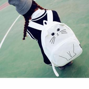 BA LÔ THỜI TRANG CAT CAT SPH-CAT 01(TRẮNG)