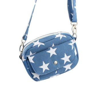 Women Bags Mini Small Messenger Cross Body Handbag Shoulder Bag Purse (Blue) - Intl